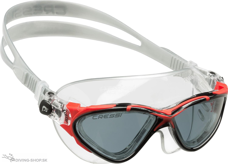 f259bd56c Plavecké potreby | Plavecké okuliare CRESSI SATURN CRYSTAL | Diving ...